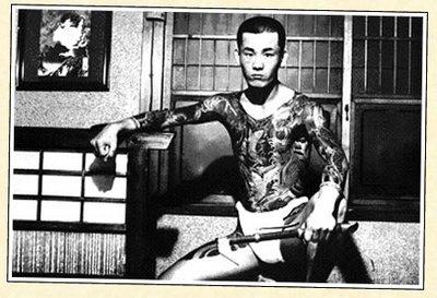 Los Yakuzas – Su Historia y Sus Tatuajes 01