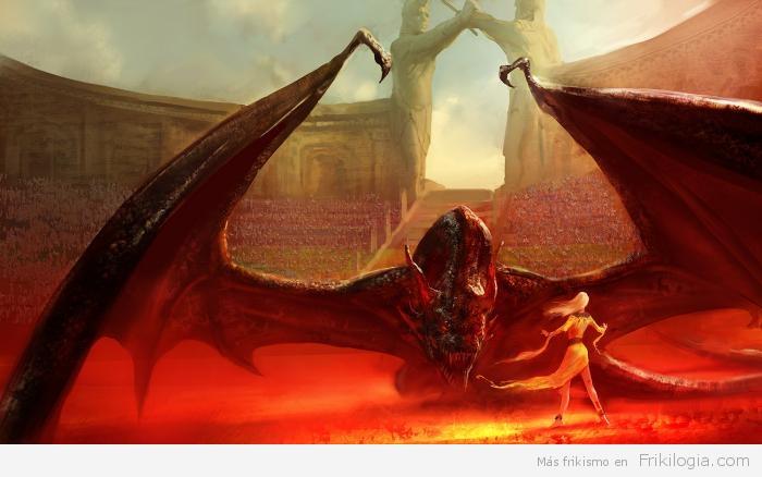 5 Libros de Danza de hielo y fuego, Juego de tronos