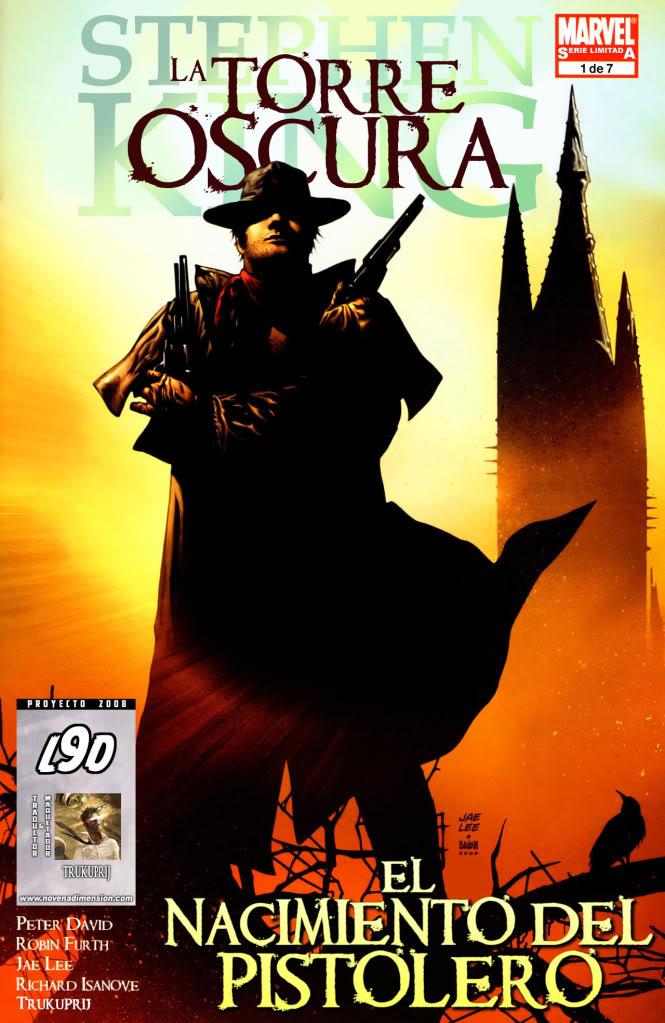 Resultado de imagen para descarga comics torre oscura