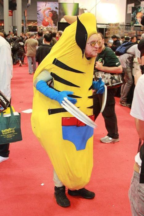 wolvering banana