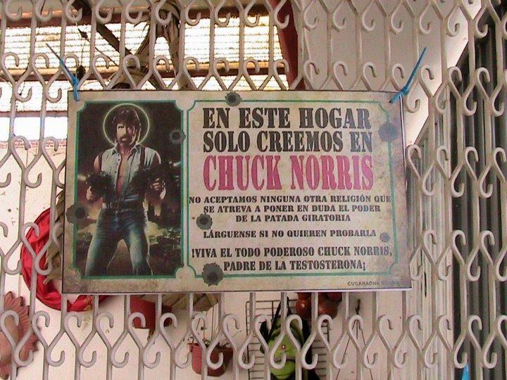 Religion CHucknorriana