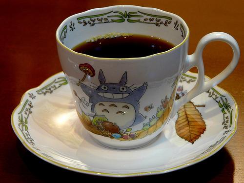 cafe totoro