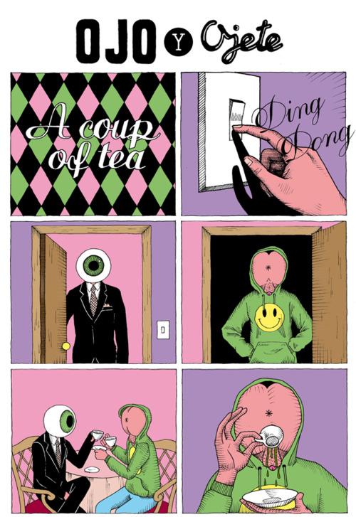 ojo y ojete