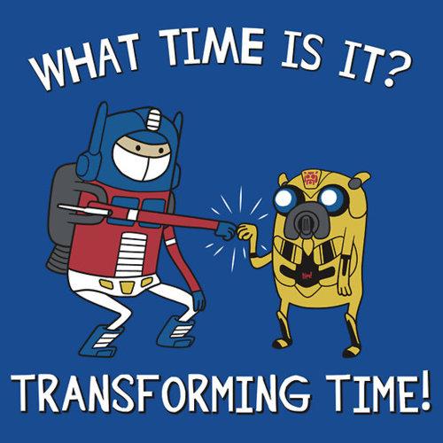 transformer time