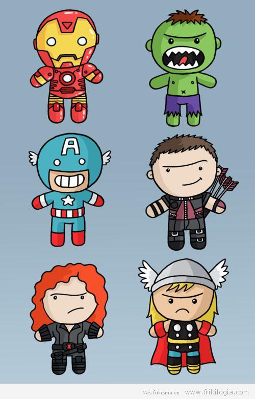 Lil avengers