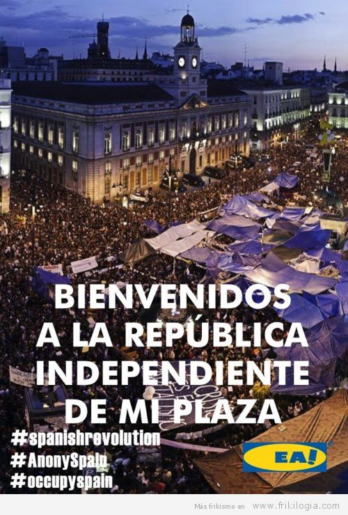 Republica independiente de mi plaza