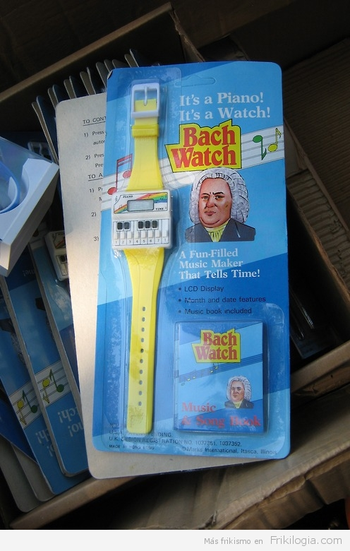 bach watch