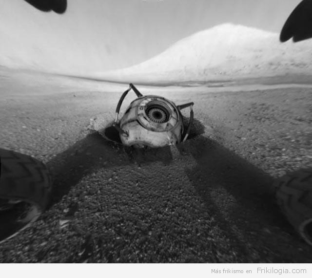 Wheatley en Marte