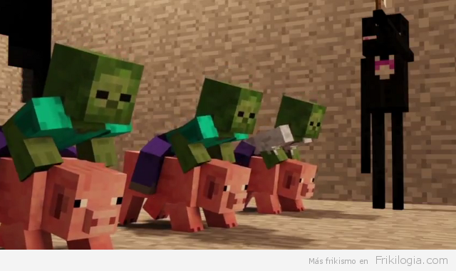 carrera minecraft