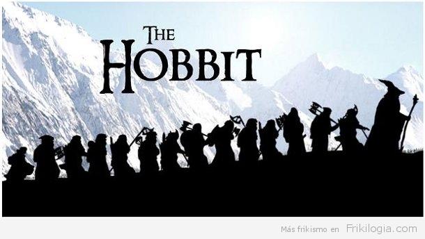 El hobbit un viaje inesperado.