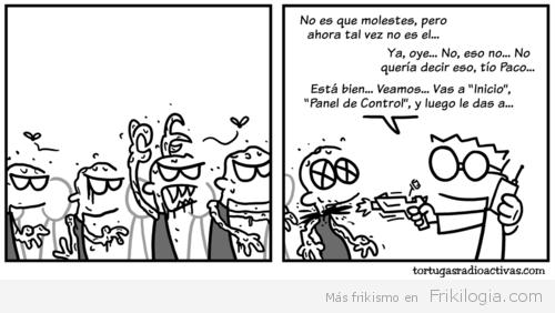 Informáticos ataque zombie