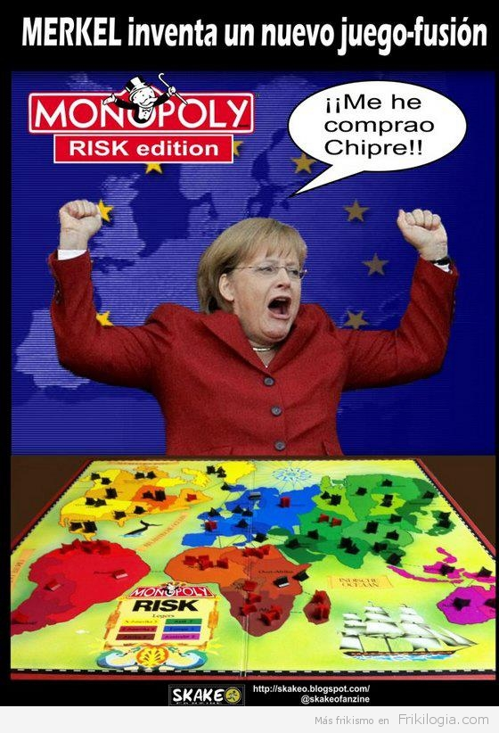 Monopoly Risk edition