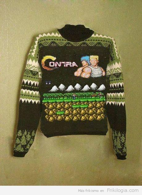 jersey de lana CONTRA el frio