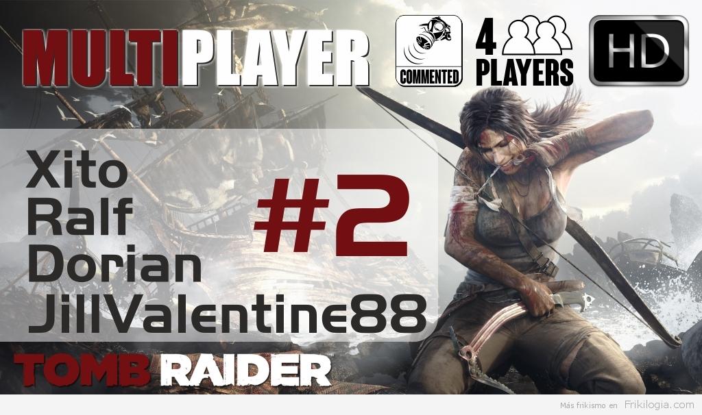 GamersTale Tomb Raider