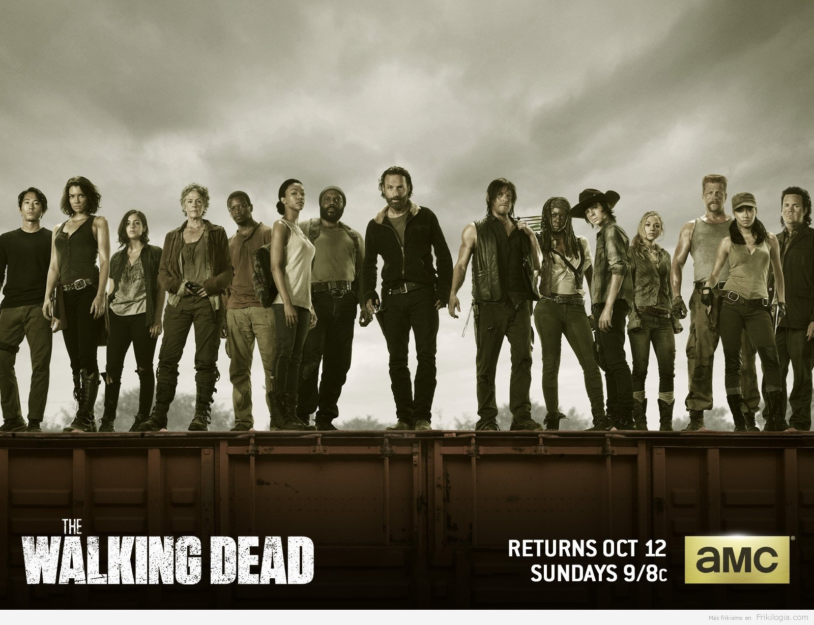 Quinta temporada The Walking Dead