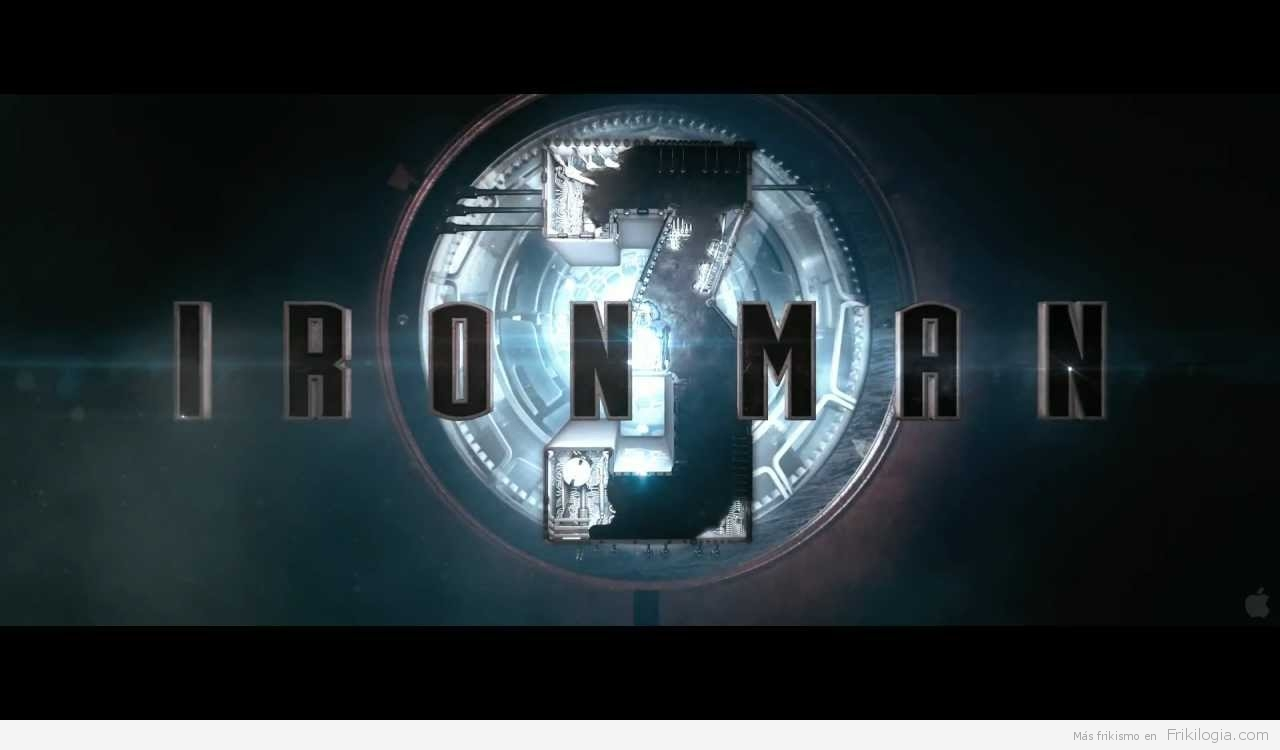 Al fin, trailer de Iron Man 3