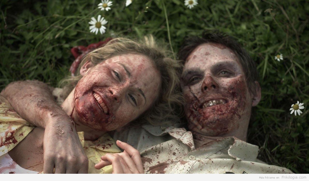 Amor Zombie en Rotting Hill
