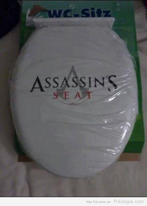 assassins seat