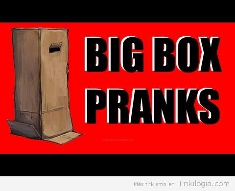 Bromas Con cajas, Descojonante!