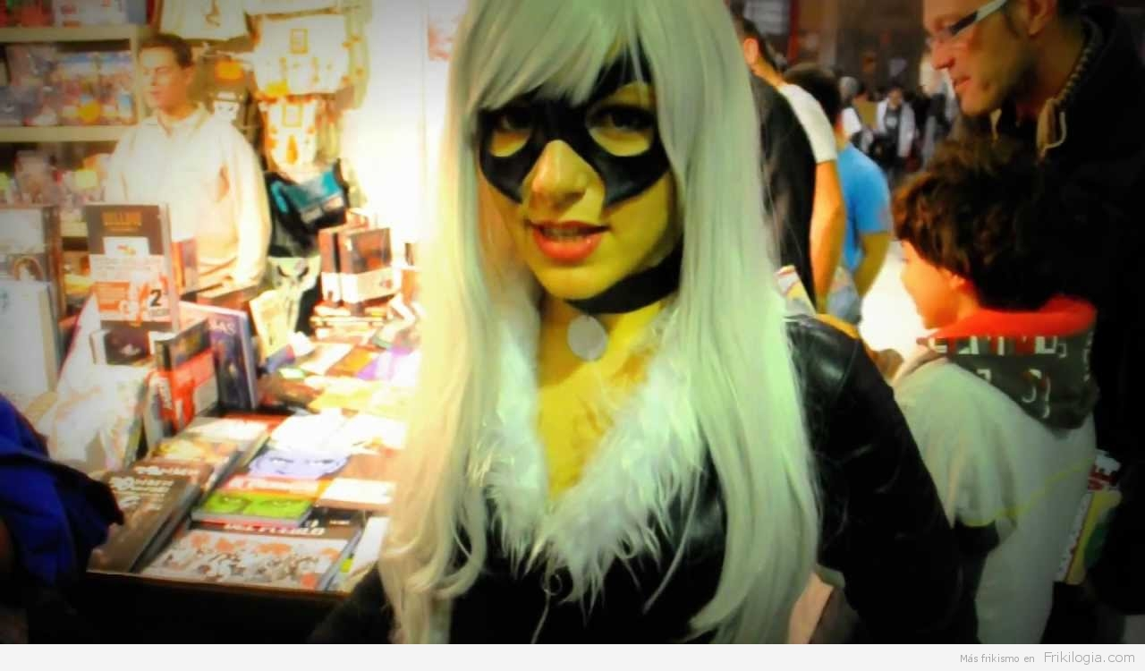 Cosplay + LMFAO en el ExpoComics 2011