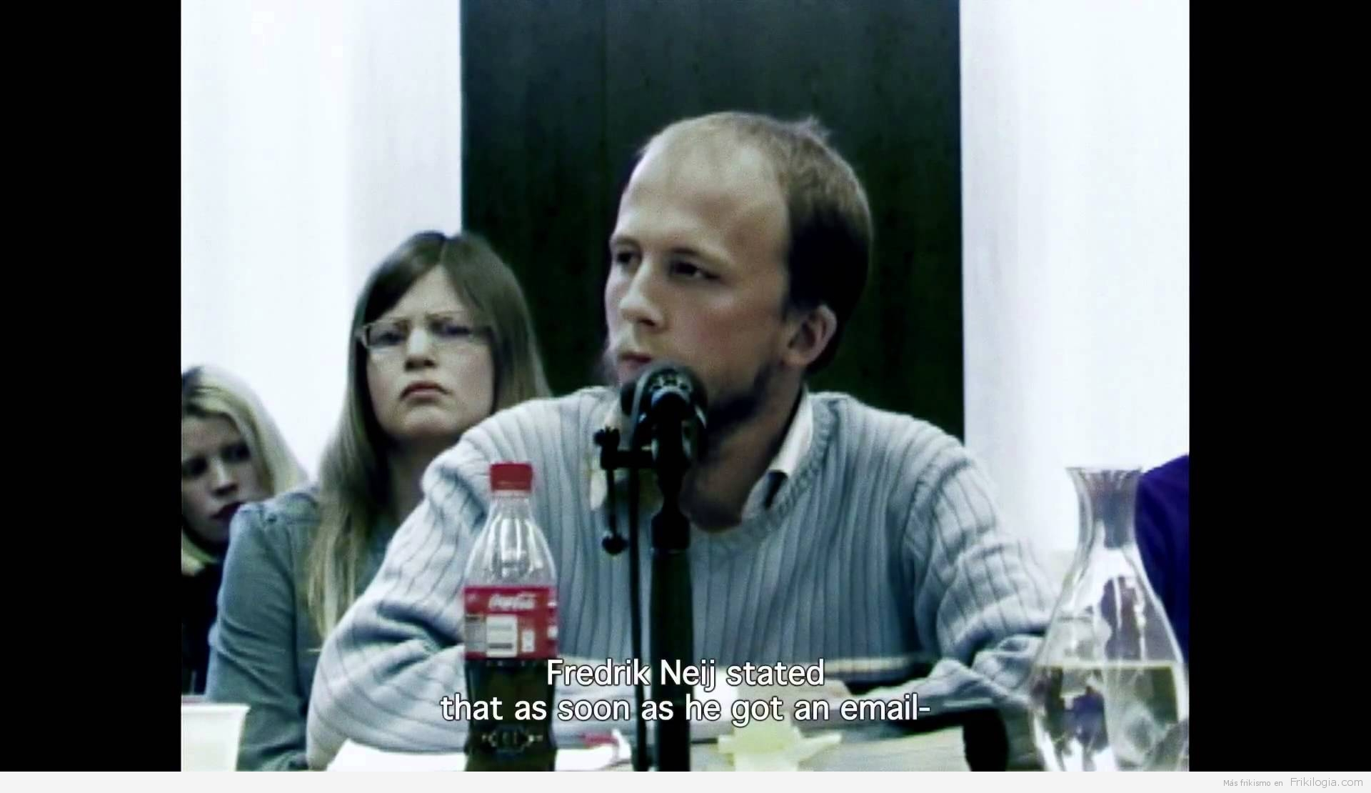 [Documental] TPB AFK : The Pirate Bay Away from keyboard