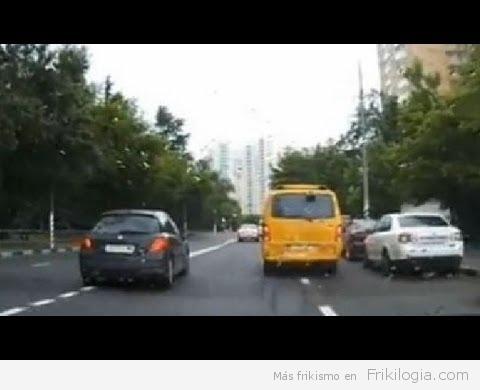 El bus con más marcha de las calles