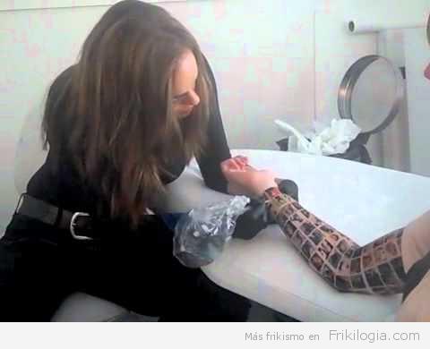 """El""""Tatuaje Social"""""""