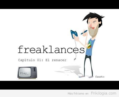 Freaklances: La serie