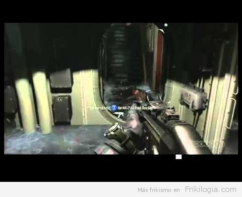 Game Play de Modern Warfare 3 en el E3