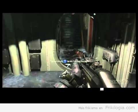 Game Play de Modern Warfare 3 en el E3