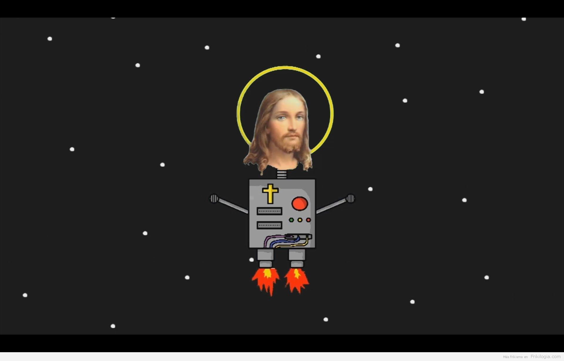 Lo ultimo de Zorman y a dormir [Jesucristo el robot del futuro]