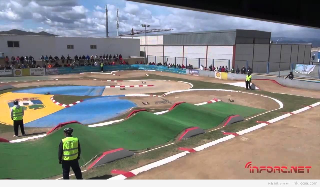 Primera prueba del Campeonato de España 2012 1/8 TT Gas, Alhaurin de la Torre