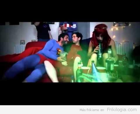 Resacón en las Vegas: Versión Super Héroes