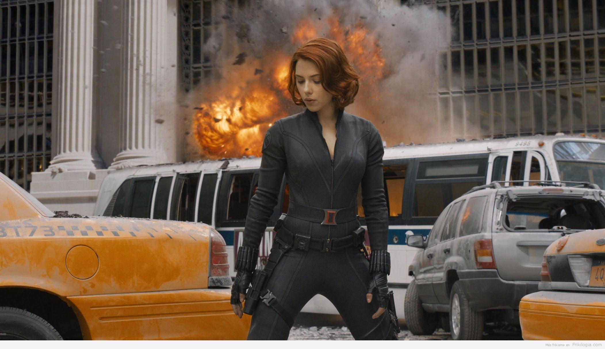 Trailer de los Vengadores