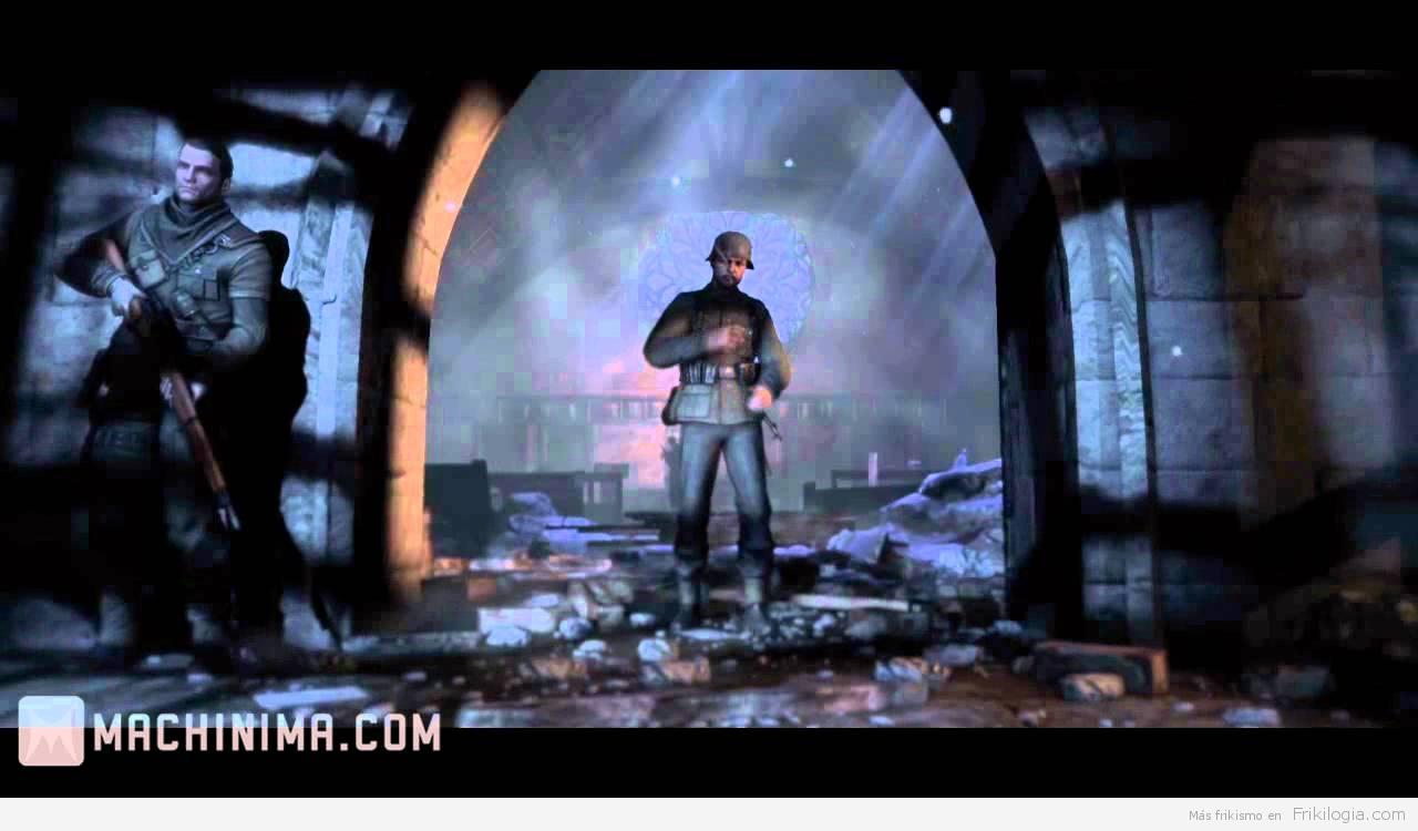 Tremendo trailer del Sniper Elite V2