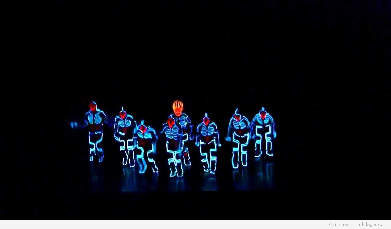 Wrecking Crew Orchestra Tron Dance