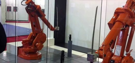 Guerra de Robots Ninjas