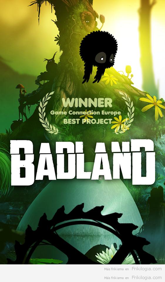 Badland Juego