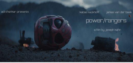 Power/Rangers un cortometraje que imagina el futuro de los Power Rangers como adultos