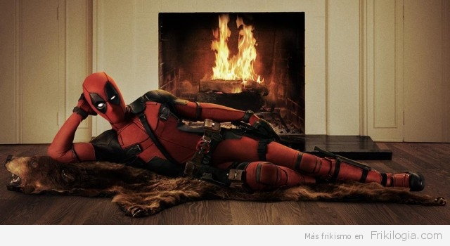 deadpool chimenea