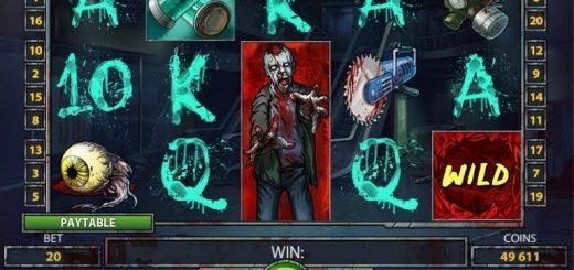 Las tragaperras de zombis